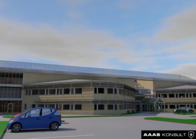 AAAS Konsult - landstingshuset